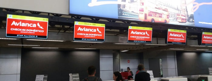 Check-in Avianca is one of Lieux qui ont plu à Rodrigo.