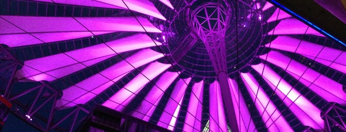 Sony Center is one of Berlin.