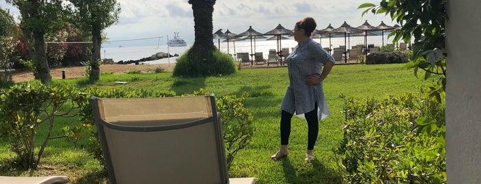 Kontokali Bay Resort is one of Corfu, Greece.