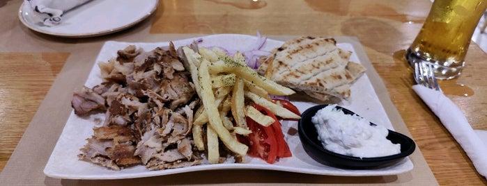 Local BBQ & Souvlaki is one of Mykonos.