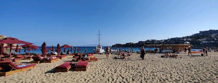 super paradise beach mykonos is one of Mega big things to do list.
