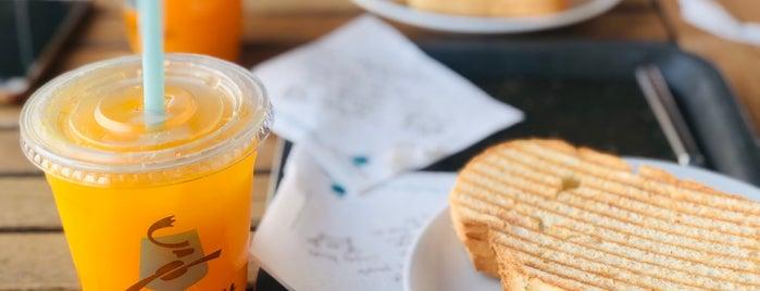 Caribou Coffee is one of สถานที่ที่ Cansu ถูกใจ.
