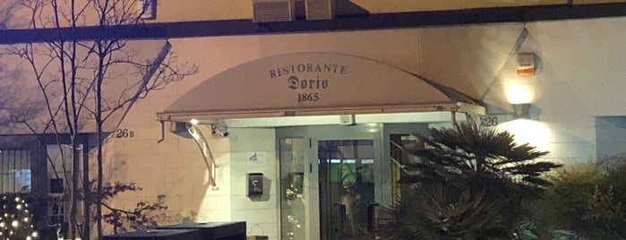 Ristorante Dorio is one of Simply the best.