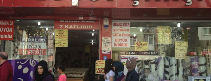 Leydi Alışveriş Magazası is one of สถานที่ที่บันทึกไว้ของ Ali.