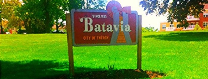 City of Batavia is one of Andy : понравившиеся места.