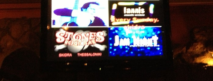 Stones rock bar is one of Georgeさんのお気に入りスポット.