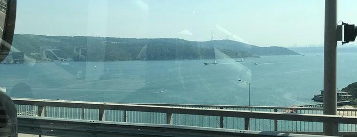 Çam Limanı 3. Köprü 🌲🌅🚣🎶 is one of Emre 님이 좋아한 장소.
