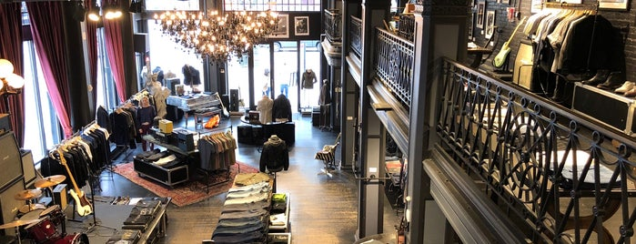 John Varvatos Detroit is one of Detroit.