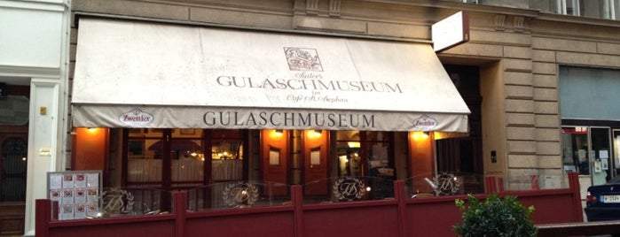 Gulaschmuseum is one of Exotische & Interessante Restaurants In Wien.