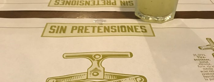 Sin Pretensiones is one of Lovely restaurants around the world.