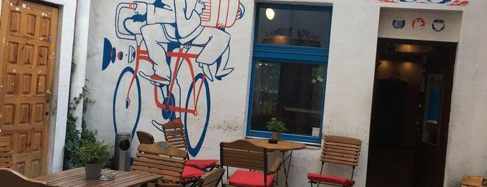 Ahoj Cafe is one of Toruń (Thorn) / Polska.