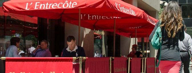 Le Relais de Venise L'Entrecôte is one of NYC Food/Bars.