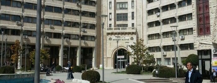 Konya Büyükşehir Belediyesi is one of Tempat yang Disimpan Halit.