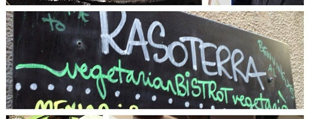 Rasoterra is one of Restaurantes.
