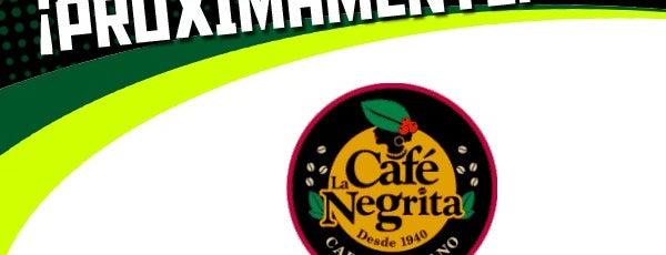 Café La Negrita is one of Descuentos con IDENTIDAD-UABC.