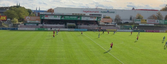 Stadion an der Lohmühle is one of Stadiums.