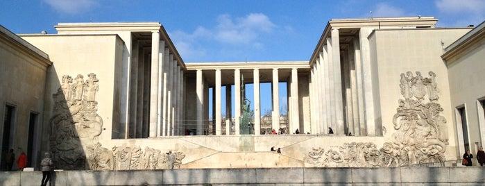 Musée d'Art Moderne de Paris (MAM) is one of Paris.