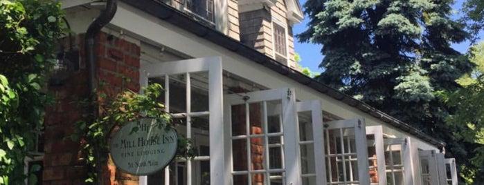 Mill House Inn is one of Hamptons Honeymoon.
