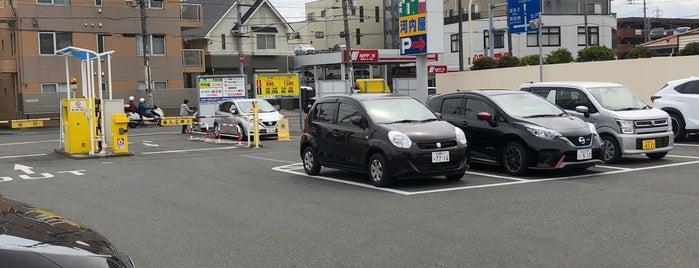 タイムズ 東海神駅前 is one of Funabashi・Ichikawa・Urayasu.
