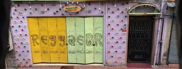 Reggae BR Shot & Food is one of Istanbul.