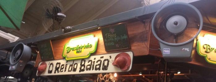 Brasileirinho is one of Restaurantes no centro (ou quase).