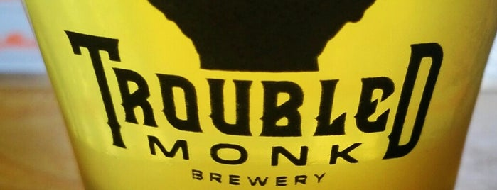 Troubled Monk Brewery is one of Great Breweries (mainly microbreweries).