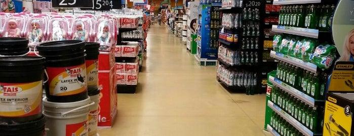Walmart is one of Alejandro : понравившиеся места.