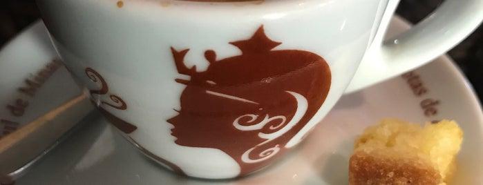 Café Épico is one of Melhores Confeitarias, Padarias, Cafés do RJ.