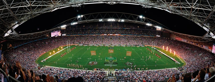 ANZ Stadium is one of Events To Visit....