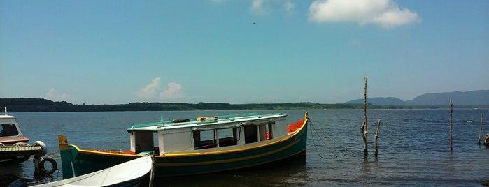 Ponto 16 (Costa da Lagoa) is one of Florianópolis's best spots.
