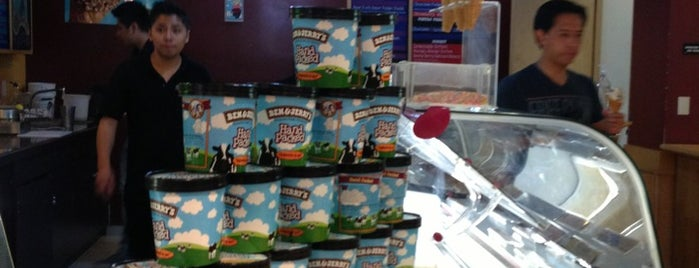 Ben & Jerry's is one of Mexico City Dessert.