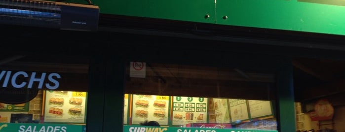Subway is one of Chamonix Eat / Drink.