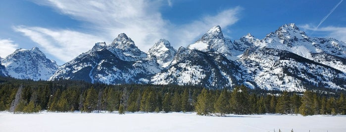 Teton Glacier Turnout is one of Wild West Travel - 2020.