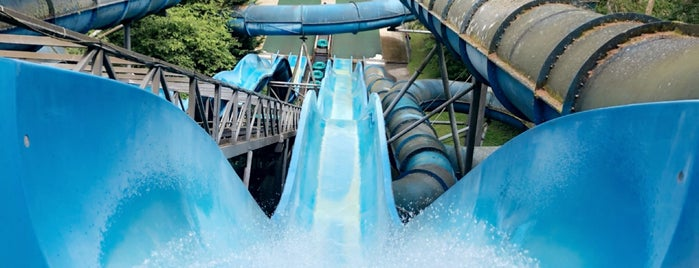 Oakwood Theme Park is one of UK Tourist Attractions & Days Out.