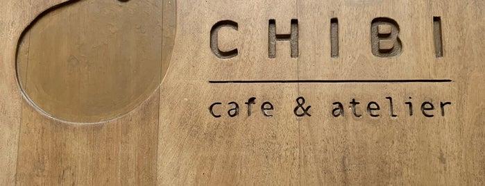 Chibi Chibi Café & Atelier is one of Bangkok.