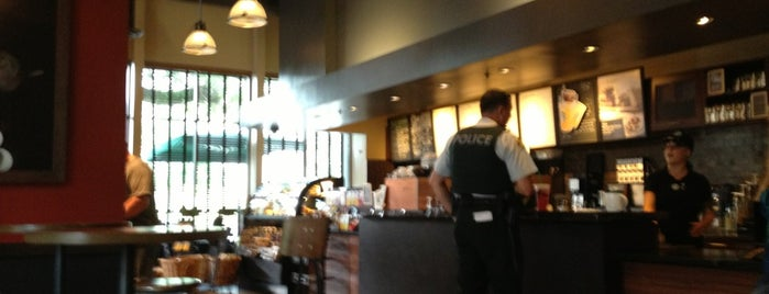 Starbucks is one of Morning Shit Safe Haven.