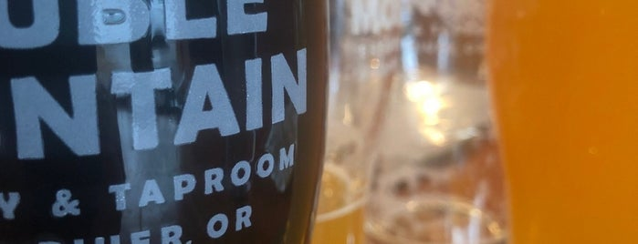Double Mountain Brewery & Taproom is one of Portland.