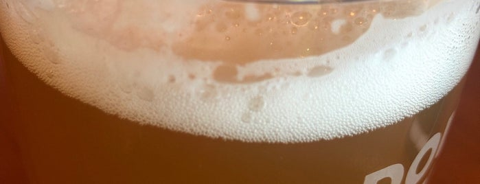 Double Mountain Brewery & Taproom is one of Orte, die Aaron gefallen.