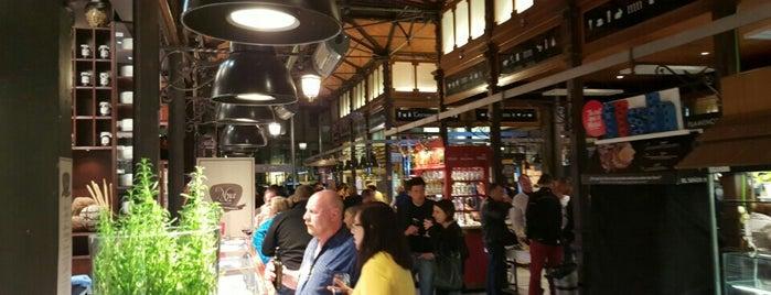 Mercado de San Miguel is one of Spain - Summer 2016.
