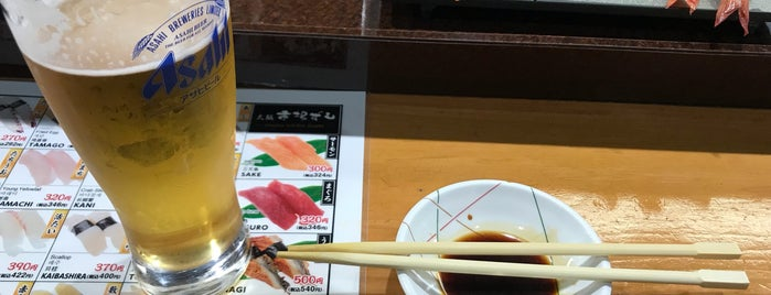 市場ずし 千日前店 is one of Osaka-Japan.