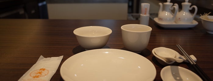 Dian Shui Lou is one of 《臺北米其林指南》必比登推介美食 Taipei Michelin - Bib Gourmand.