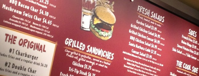 The Habit Burger Grill is one of Danielさんの保存済みスポット.