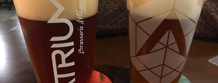 Brasserie Atrium is one of Beer / RateBeer Best in Belgium.