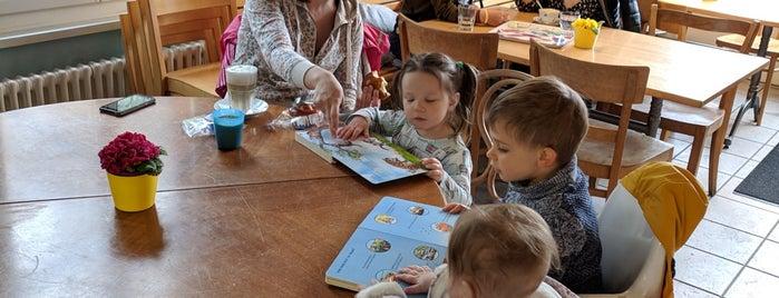 Quartiertreff Enge is one of Zurich Kids.