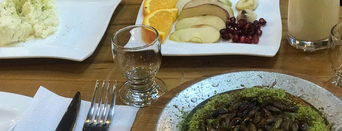 Şehriyar Künefe is one of Lieux sauvegardés par Sarper.