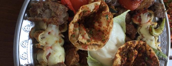 Urfa Karakeçili Şark Sofrası is one of Doğu Mutfağı.