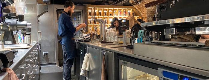 Le Café Alain Ducasse is one of London.