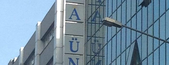Şifa Üniversitesi Hastanesi is one of izmir.