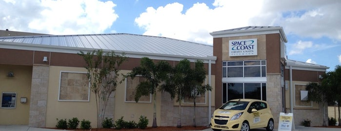 Space Coast Credit Union is one of Locais curtidos por Muse.