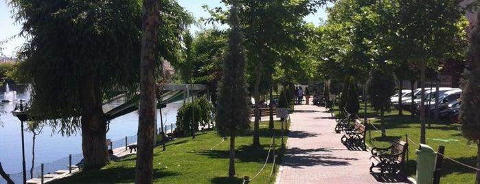 Kızılırmak Kenarı Yürüyüş Yolu is one of Tempat yang Disukai Ismail.